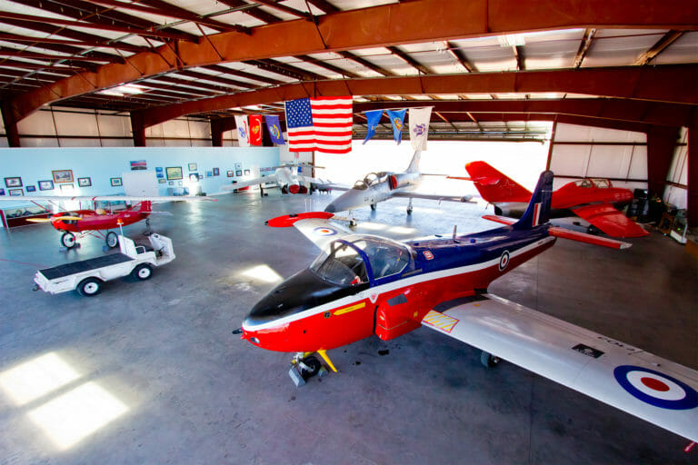 Western Warbirds Aviation Museum