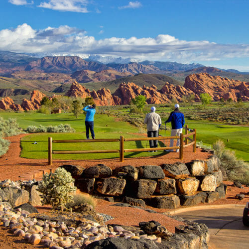 Last Minute Golf Vacations