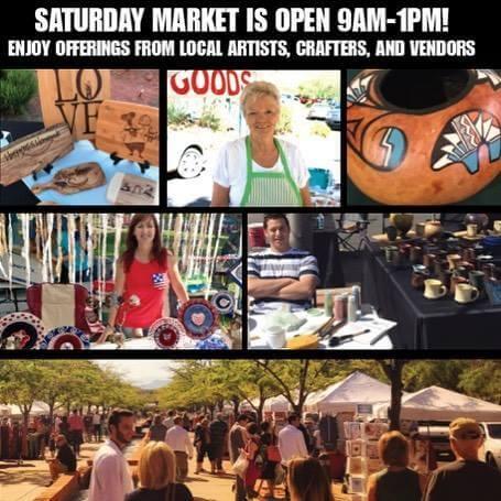 Poster: Tuacahn Saturday Market