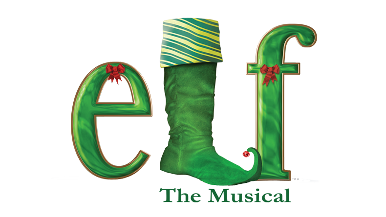 Theatrical poster for Elf the Musical