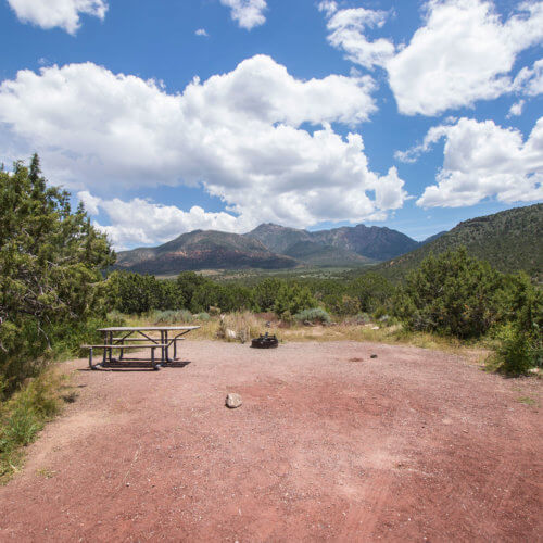 Baker Dam Campground