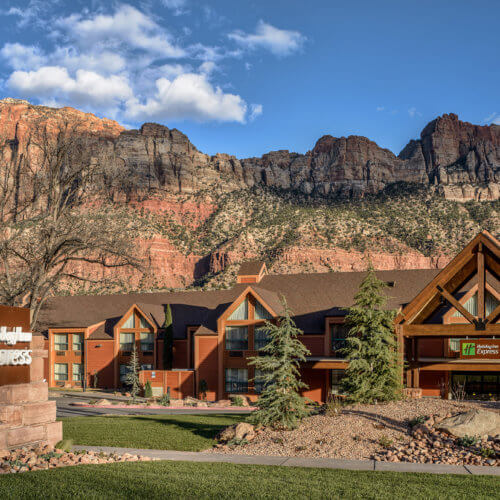Holiday Inn Express Springdale – Zion National Park