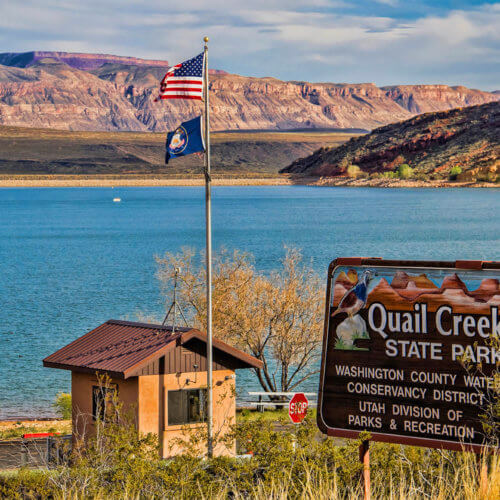Quail Creek State Park Campgrounds