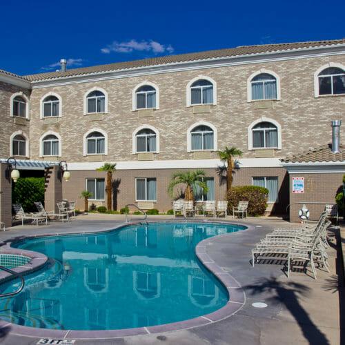 Best Western Abbey Inn & Suites