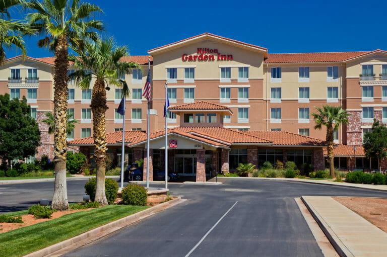 希尔顿花园旅馆-犹他州圣乔治的酒店