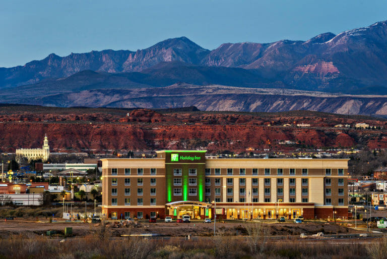 Holiday Inn - Hótel í St. George, Utah