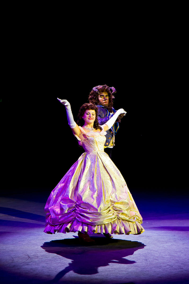 Performance of Disney's Beauty and the Beast