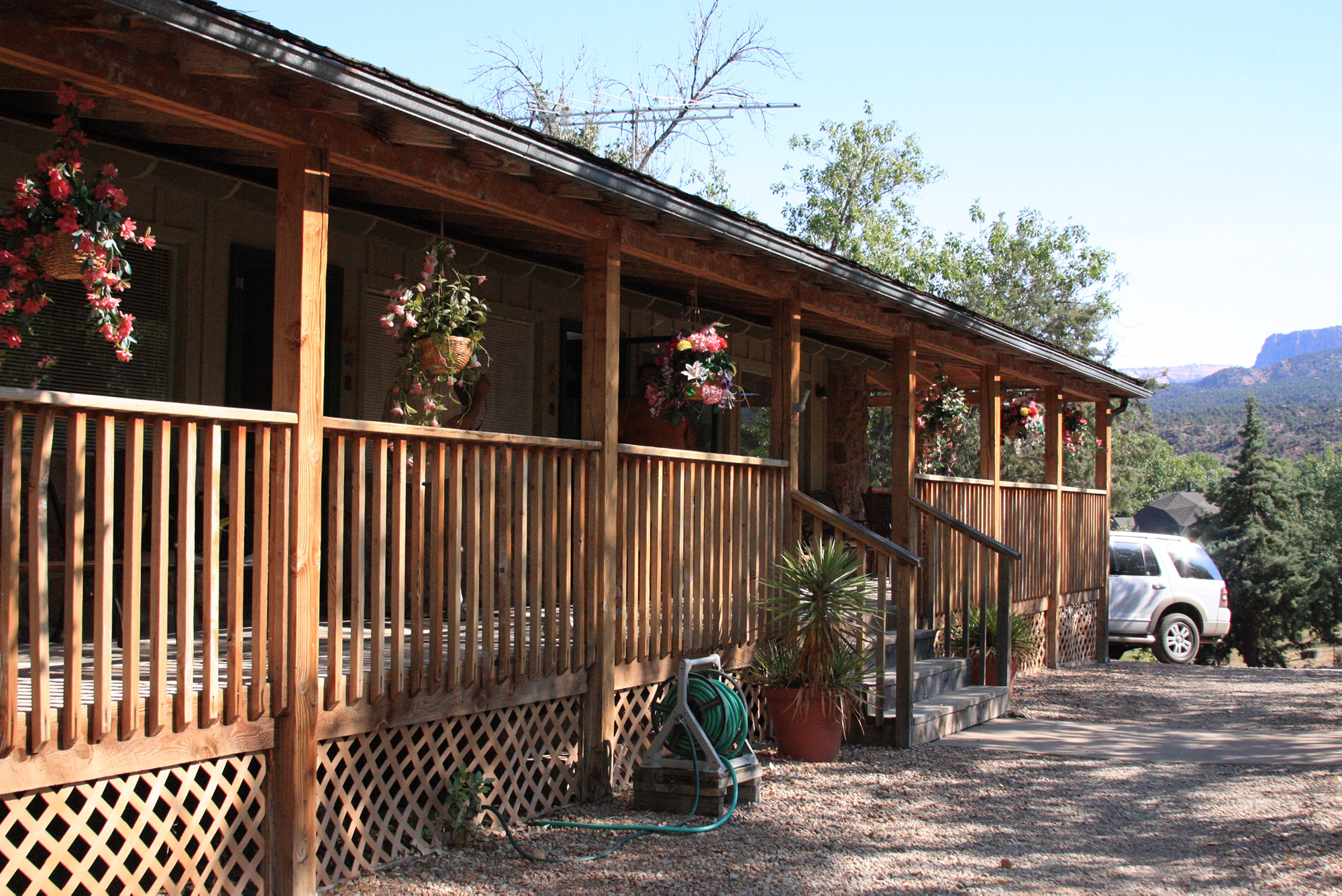 Canyon Vista Lodge In Springdale Utah Greater Zion Lodging