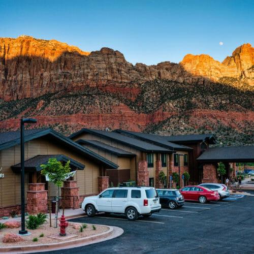 Hampton Inn & Suites Springdale / Zion National Park