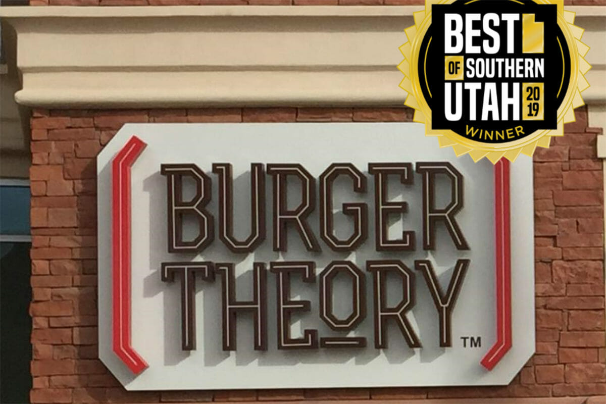 Burger Theory Wins Best of Southern Utah