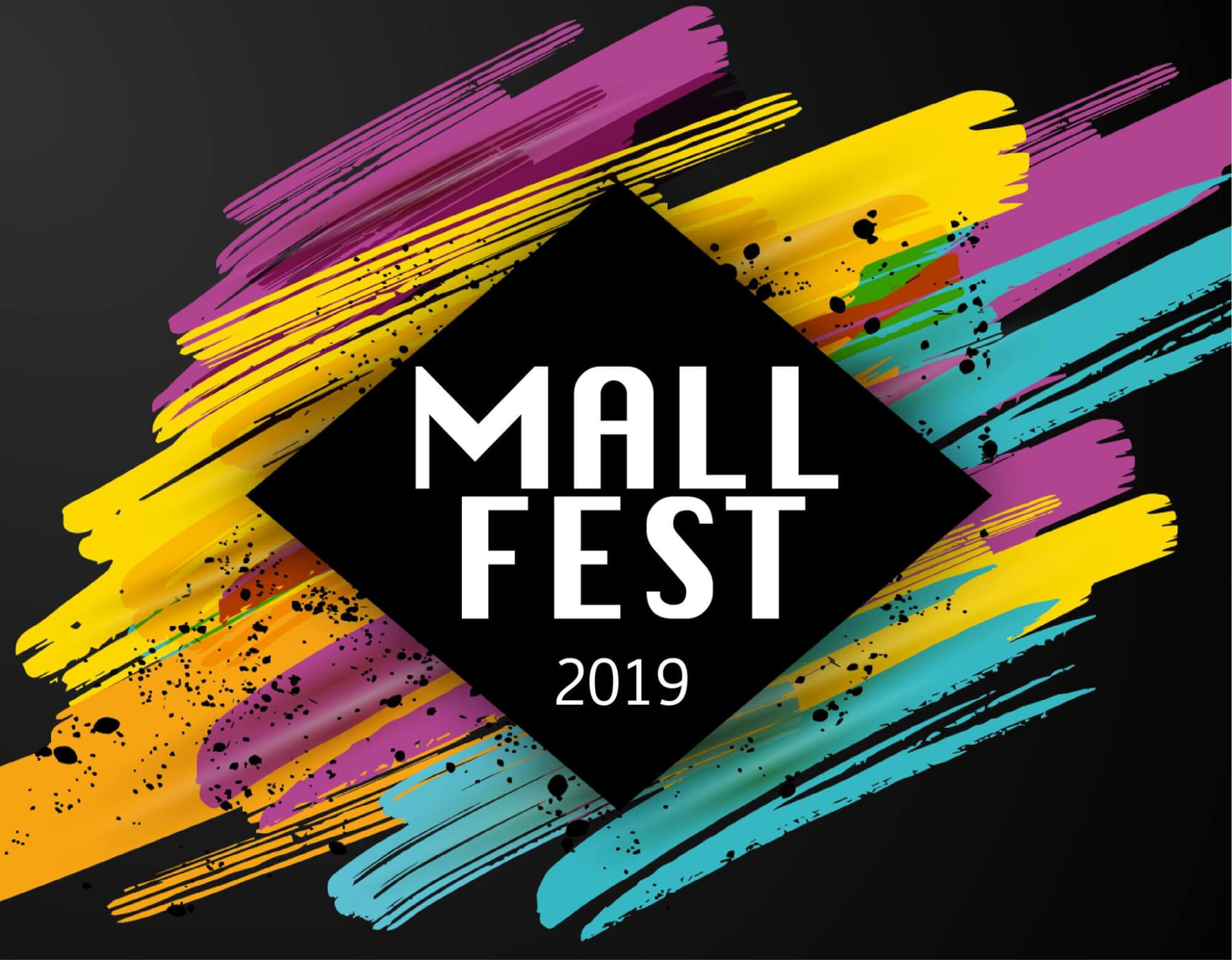 Poster: Mall Fest 2019
