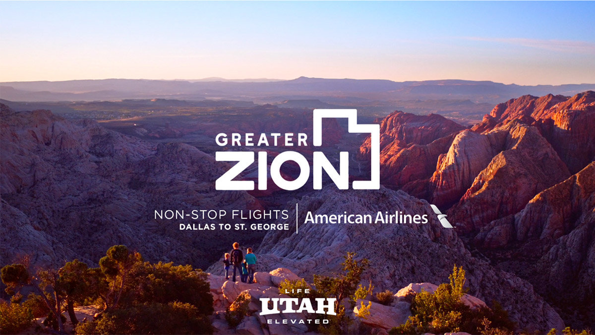 Non-Stop Flights from Dallas to St. George