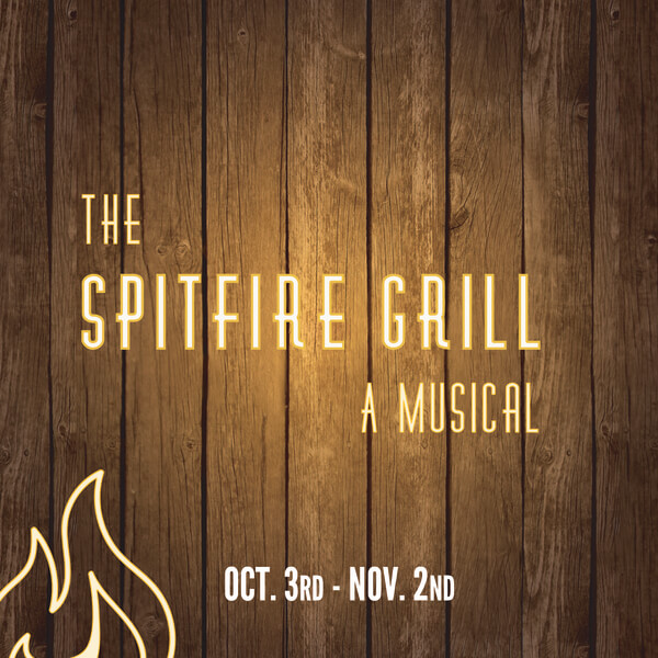Theatrical Poster: The Spitfire Grill a Musical