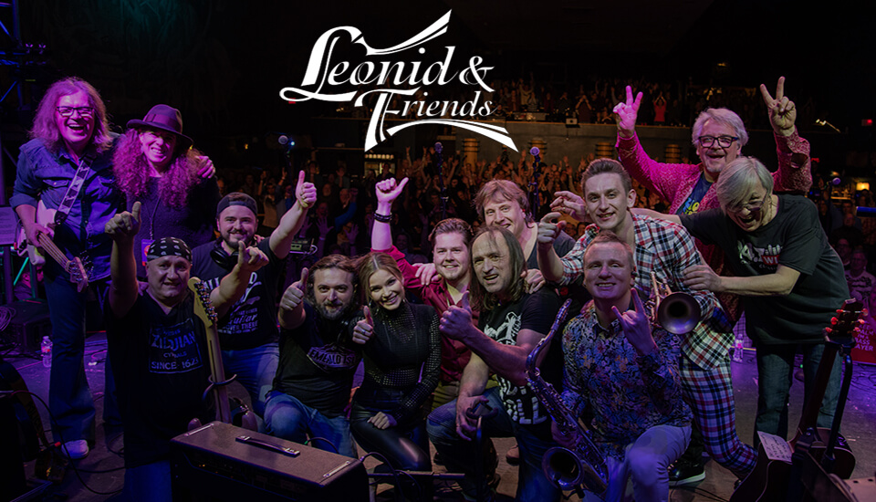 Poster: Leonid & Friends