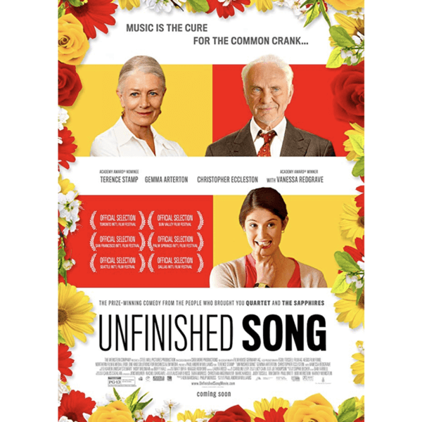 Theatrical Poster: Unfinished Song