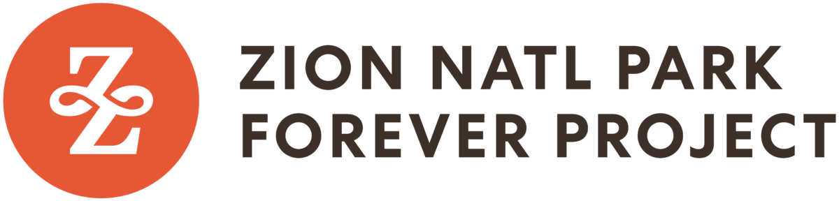 Logo: Zion National Park Forever Project