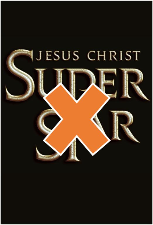 jesus christ super star poster