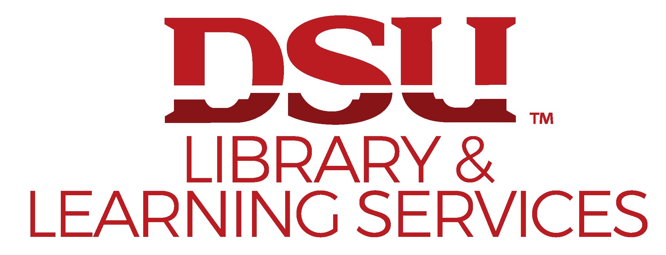 dsu library services