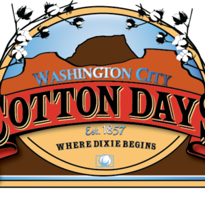 Washington City bomull dagar logotyp