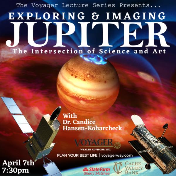 jupiter exploration flyer