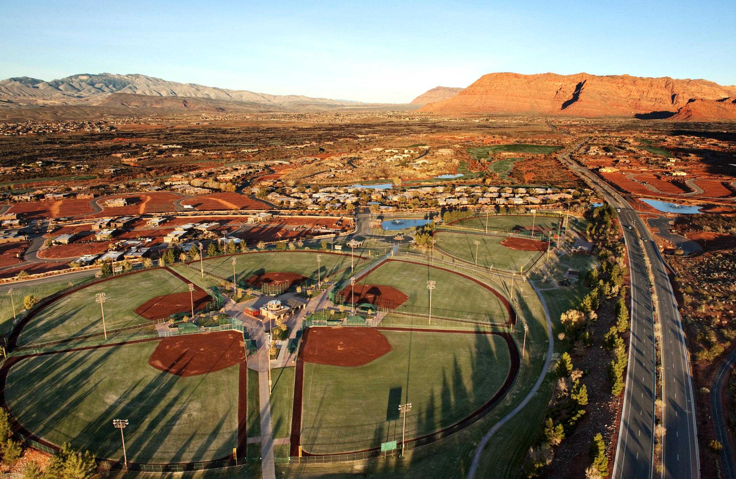 softball complex