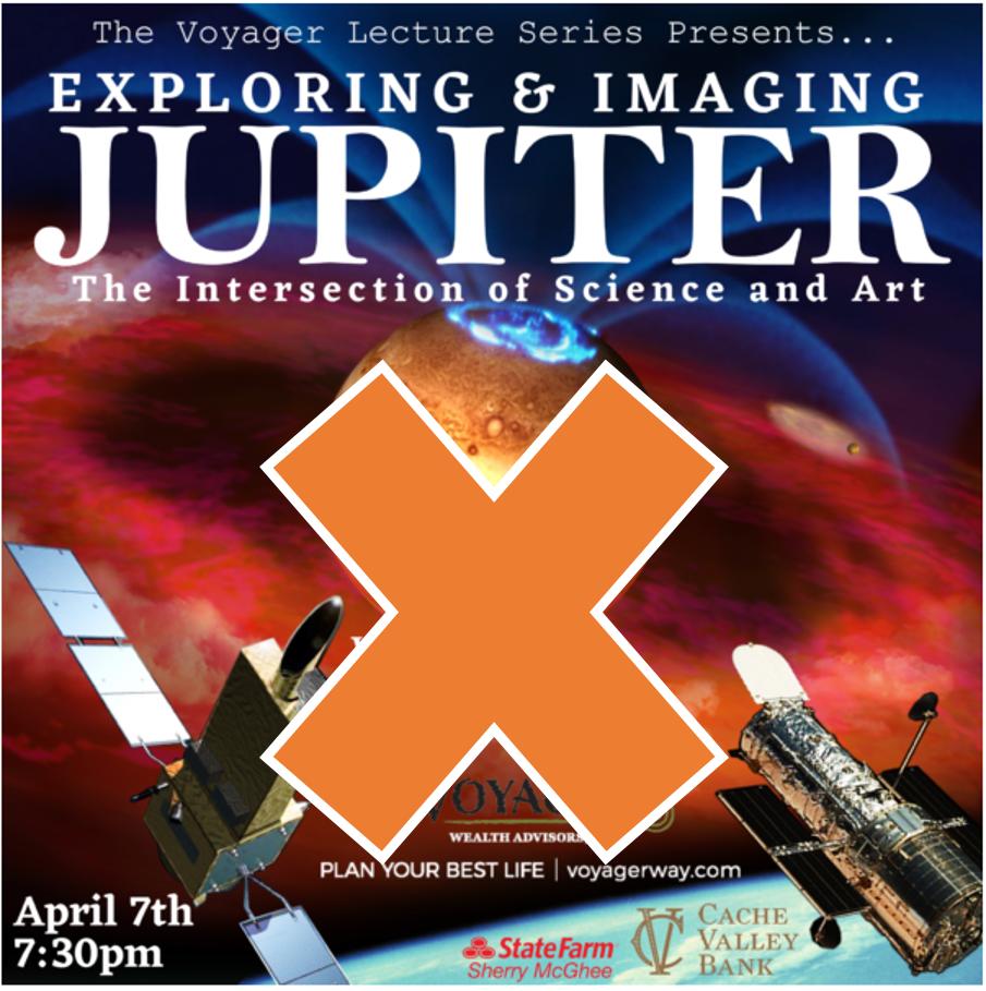 jupiter canceled