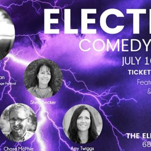 commedia elettrica luglio