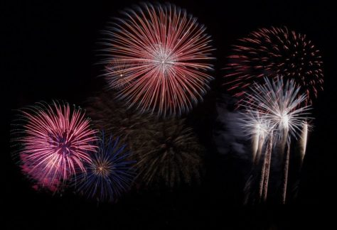 fuochi d'artificio 2020