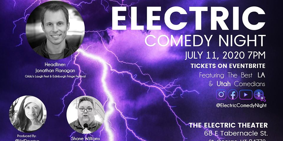 electric comedy july 11