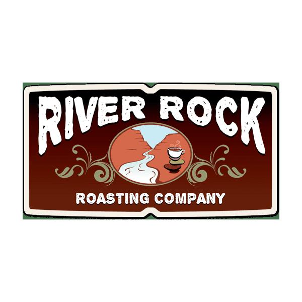 River Rock Roasting Company Logo