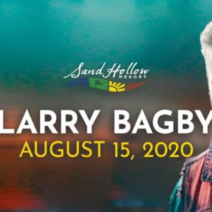 larry bagby concert poster