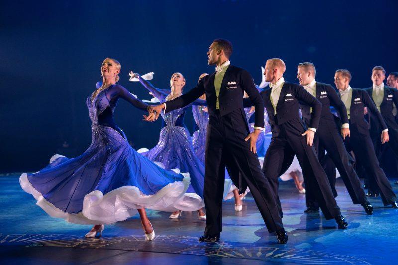 dsu ballroom dancers