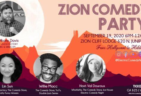 zion comedy