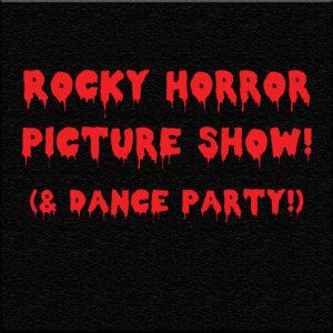 Rocky Horror-flyer