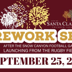santa clara firework show