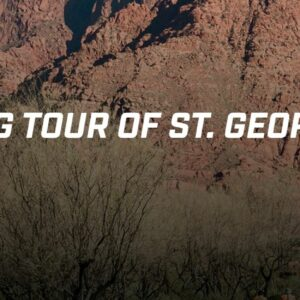 spring tour of st george