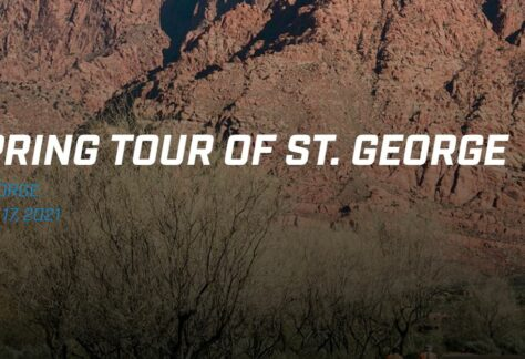 Frühlingstour durch St. George