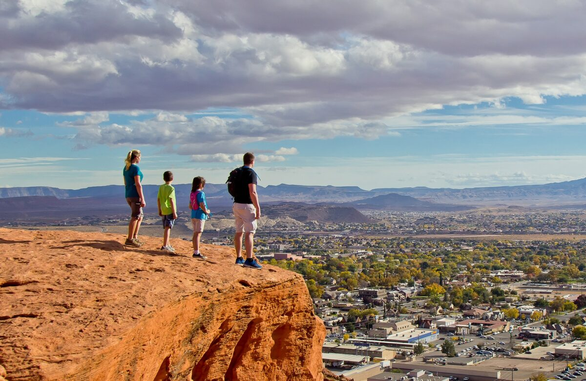 pioneerpark stgeorge family hiking
