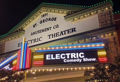Elektrisk komedie 30. oktober