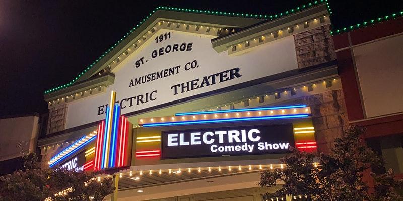 elecric comedy october 30