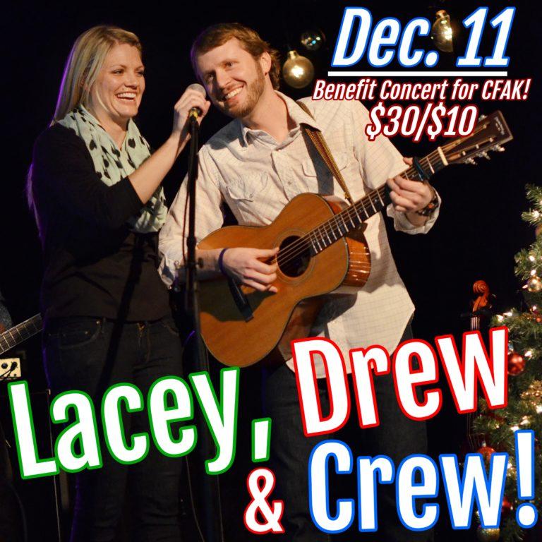 Lacy Drew crew