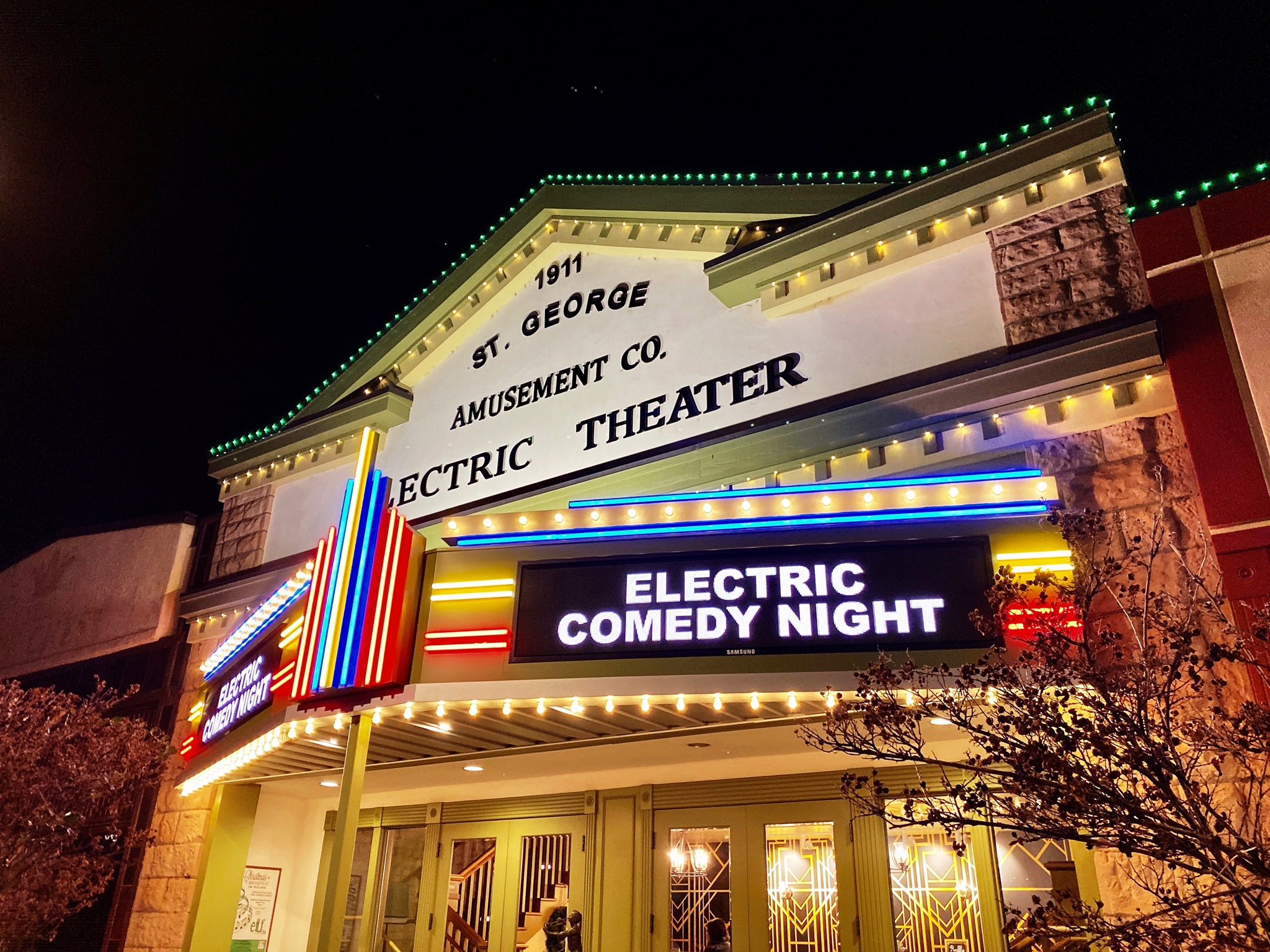 electric theater general