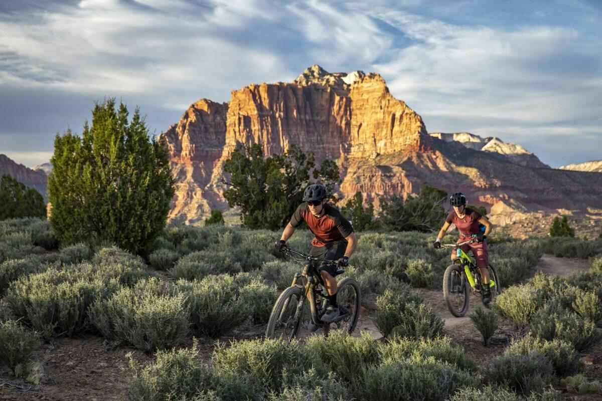 mountain biking our favorite path wire jaydash