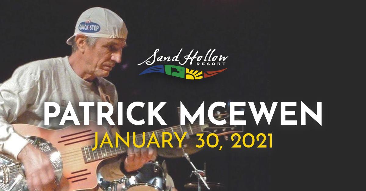patrick McEwen concert