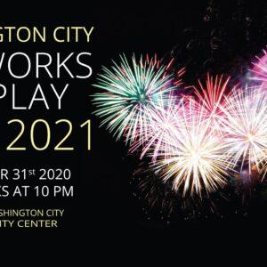 washington city fireworks display