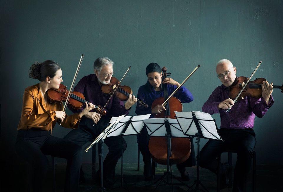 julliard string quartet