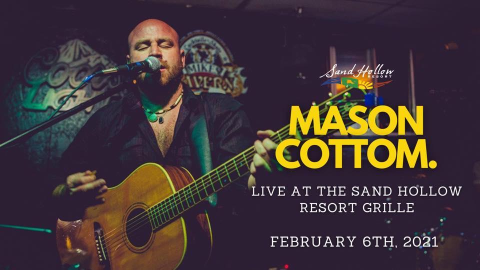 Mason Cottam Concert