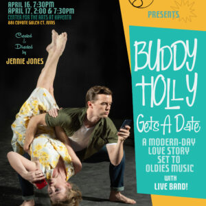 Buddy Holly Dance PosterD3