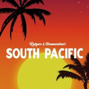 pietų Ramiojo vandenyno plakatas