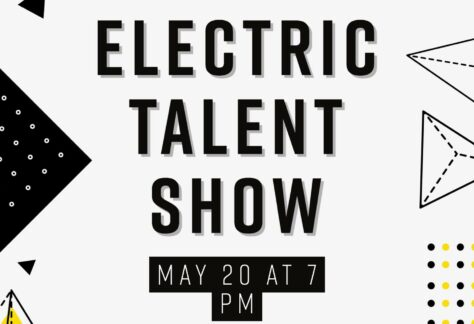 electric comedy talent show